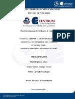 Plan Estratégico Del Sector Lácteo de Cajamarca (Copia en Conflicto de CHRISTIAN 2014-07-01)