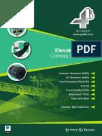 4B Braime Elevator Belting Catalogue