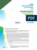Multiple Indicator Cluster Survey 2014
