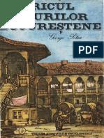 Istoricul Hanurilor Bucurestene, G. Potra, 1985