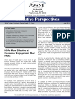 Executive Perspective Newsletter - JULY 2014