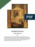 Symbolical Masonry