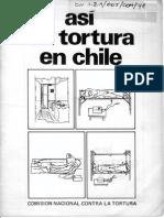 Asi Se Tortura en Chile