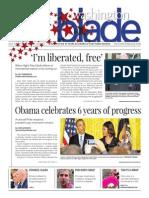 Washingtonblade.com, Volume 45, Issue 27, July 4, 2014
