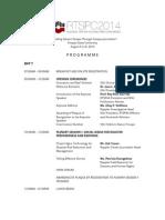 #RTPSC2014 Program