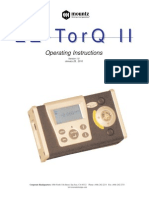 EZ-TorQ II Operation Manual