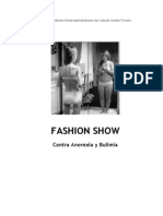 Protocolo Fashion Show