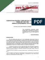 Contextualización y Análisis de La Pieza Para