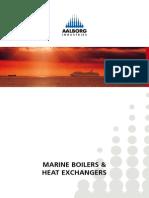 Marine Boilers and Heat Exchangers - AALOBORG