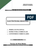 Electrotecnia Industrial - Semestre I