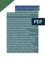 Titularizare2014 Sfaturi Pentru Rezolvarea Subiectelor La Limba Si Literatura Romana