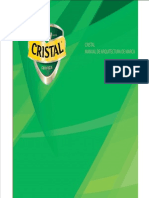 Manual Arquitectura Marca Cristal