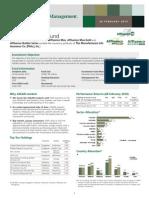 AGF_Factsheet - Affluence Max 1864 (2014_02)