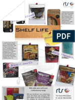 Shelf Life - October 2009
