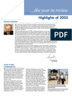 2005 Annual Review