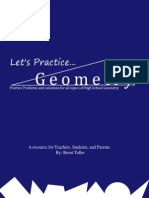 Let s Practice Geometry