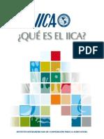 Que es el IICA.pdf