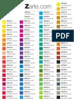 HKS color conversion