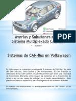 Averias y Soluciones en Un Sistema Multiplexado Can-bus