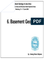 6. Basement Geology