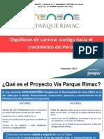 Parque Rimac Ppt