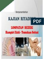 Flipchart Riyadhoh Lompatan Rezeki