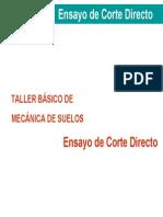 04 Corte Directo-UCV Suelos- 6ta Clase