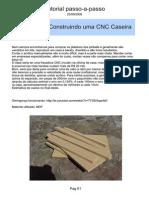 Construindo Uma CNC Caseira