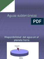 Aguas Subterrc3a1neas
