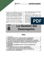 ABS Tema 6 Gestion Del Desempeno[1]