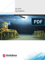 Pumps for Subsea