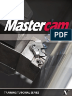 SAMPLE MastercamX6 Lathe TrainingTutorial
