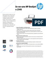 All in One Hp-dj-2545