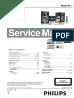 Philips Mcm700