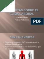 Encuestas Sobre El Clima Laboral