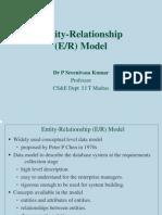 2 Entity Relationship Model