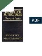 Effective Supervision_book Hoy K Wayne_BI