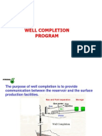(4) Well Completion PETRONAS