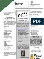 Newsletter _ Nov 2009 _ Issue 1