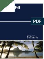 Catalogo Viaggi Kuoni 2010 - Polinesia