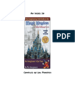 Imagineering Field Guide to Magic Kingdom Index