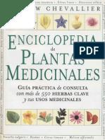 Enciclopedia Plantas Medicinales - Andrew Chevallier
