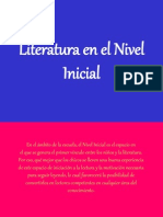 literaturaenelnivelinicial-090311123220-phpapp02