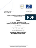 Ja drafti i Komisionit të Venencias