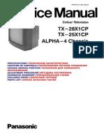 TX 28x1cp TX 25x1cp ALFA 4