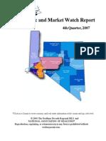 MarketWatchQ42007 Washoe County