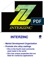 Web in Ar Zinc Innovations
