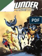 T.H.U.N.D.E.R. Agents, Vol. 2 Preview