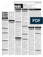 Claremont COURIER Classifieds 7-3-14