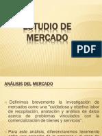 5.- Estudio de Mercado